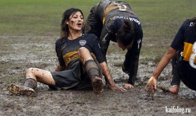 Прикольный спорт (50 фото)