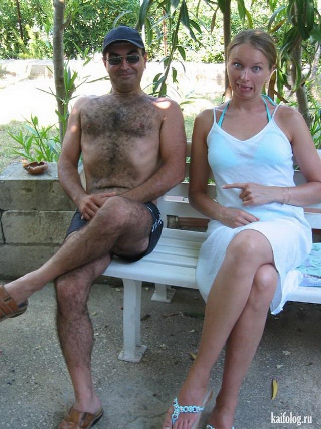Бабские приколы (35 фото)