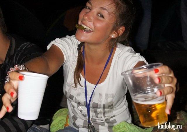 Приколы про пьяных людей (50 фото)
