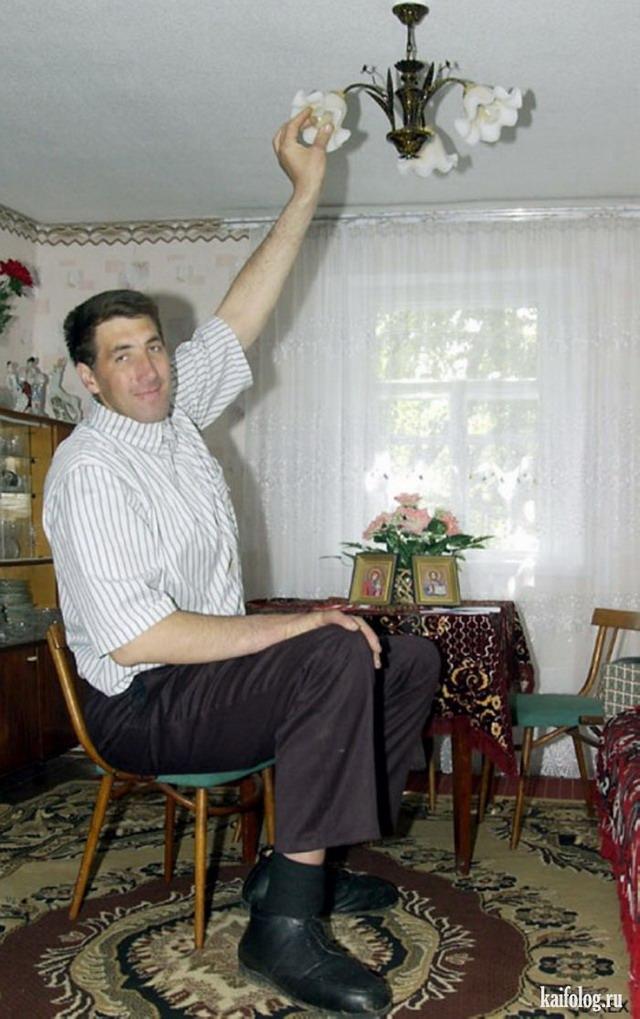 О мужчинах с юмором (45 фото)
