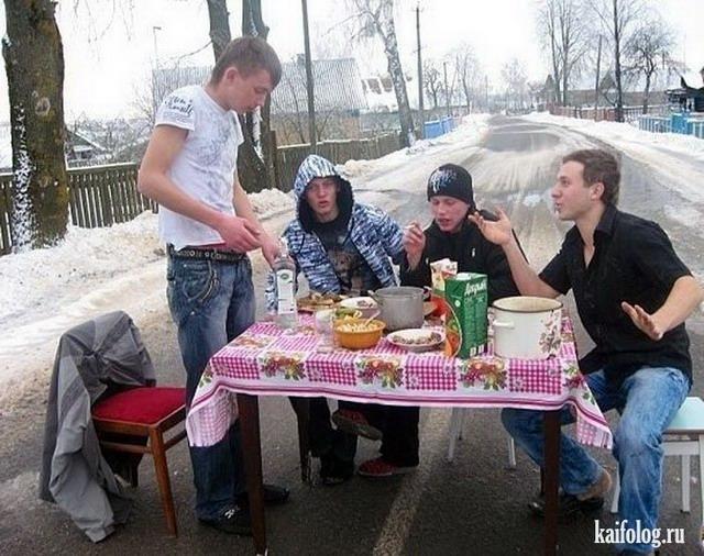 Русские маразмы года (110 фото)