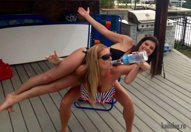 Самые пьяные фото 2014 года (60 фото)
