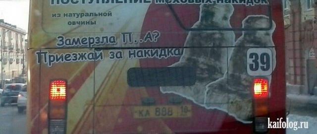 Русские приколы. Подборка - 265 (85 фото)