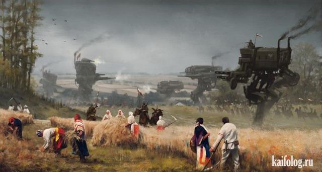Якуб Розальски (40 картин)