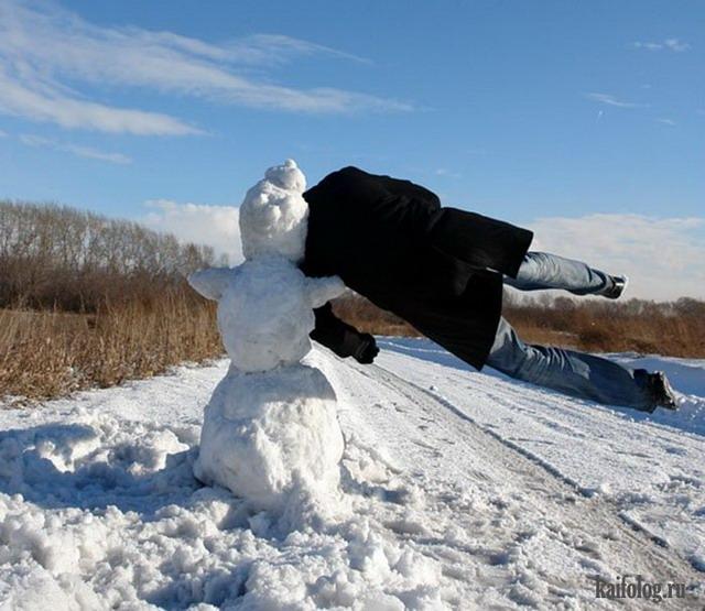 приколы картинки зима пришла всем известном китайском