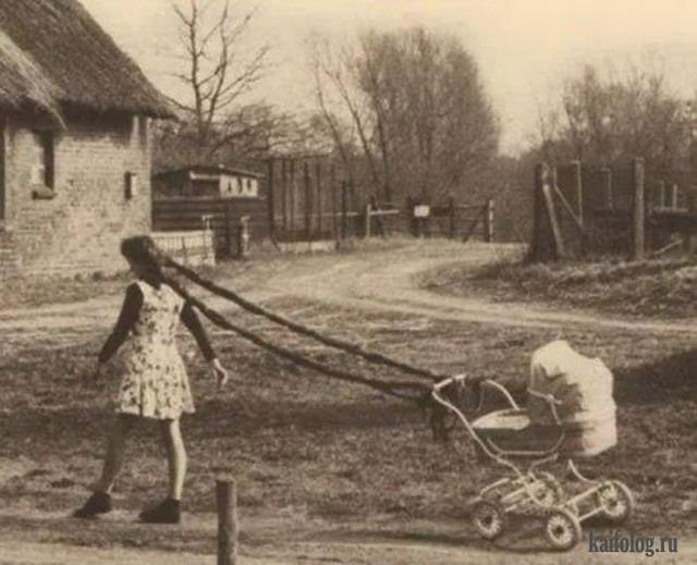 Старые ретро фото (55 фото)