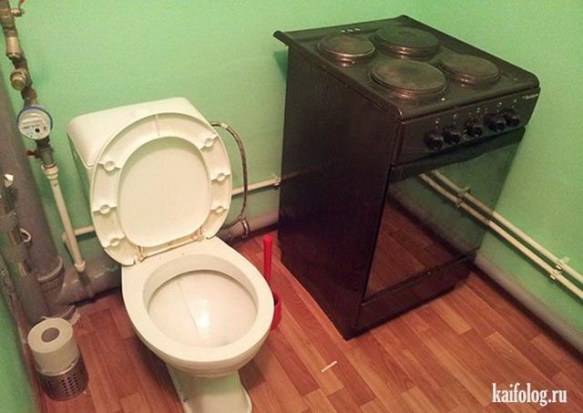 Приколы недели по-русски (85 фото)