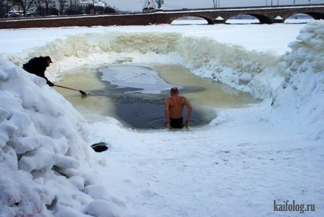 Русская зима (55 фото)