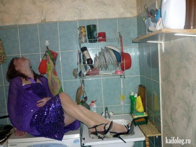 Не домохозяйки (30 фото + видео)