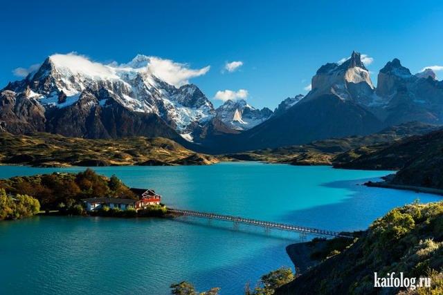 Красивые пейзажи (60 фото)