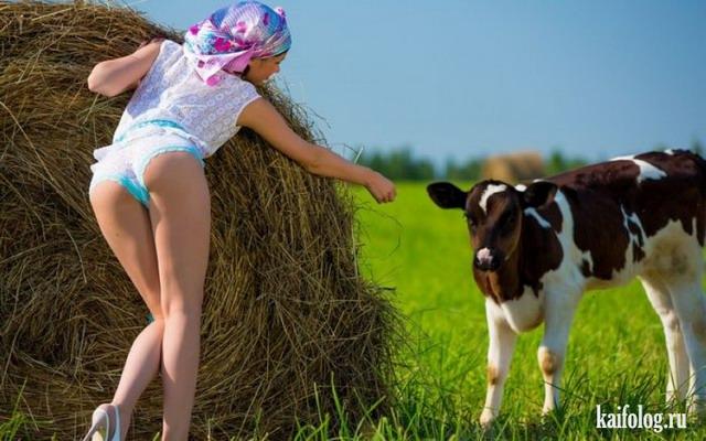 Забавные девчонки (45 фото)