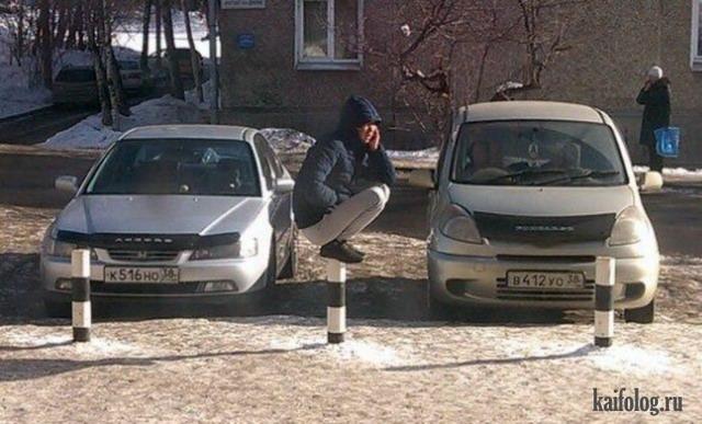 Весна в России (65 фото)