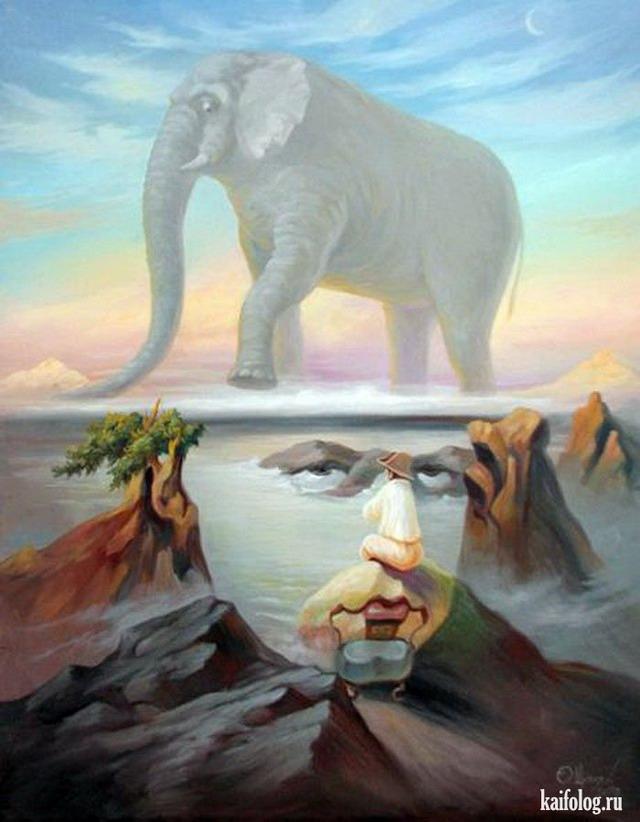 Олег Шупляк (35 картин)