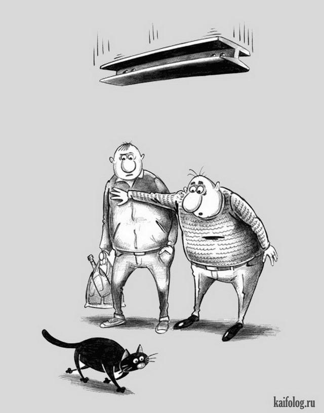 Картинки и карикатуры (45 карикатур)