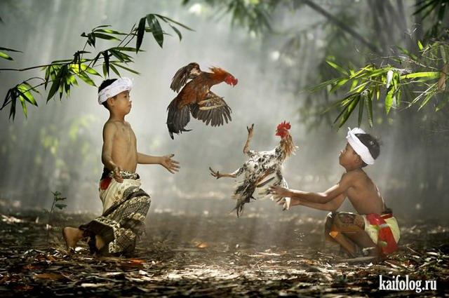 Люди планеты Земля. Часть - 3 (45 фото)