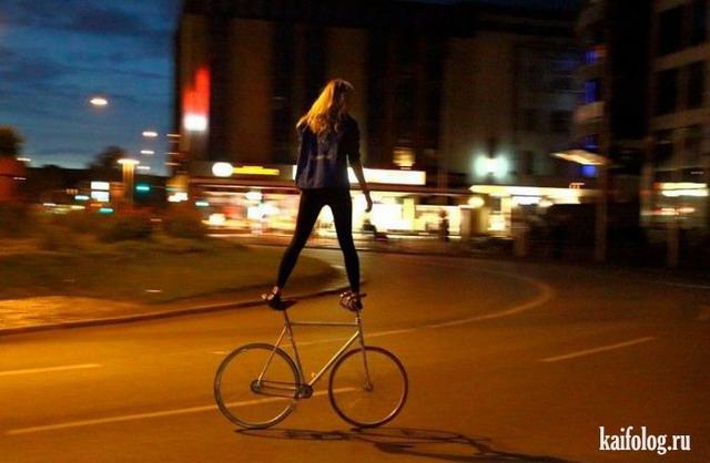 Чем ночью занимаются девушки (45 фото)