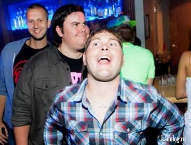 Смешные лица (45 фото)