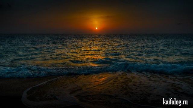 Красивые пляжи (55 фото)