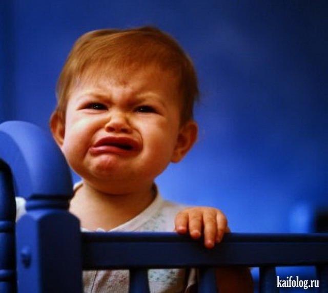 Почему ребенок капризничает вечером