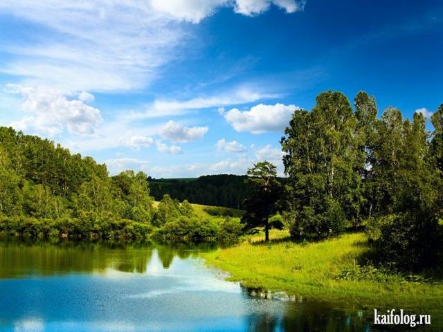 Красивое лето 2015 (55 фото)