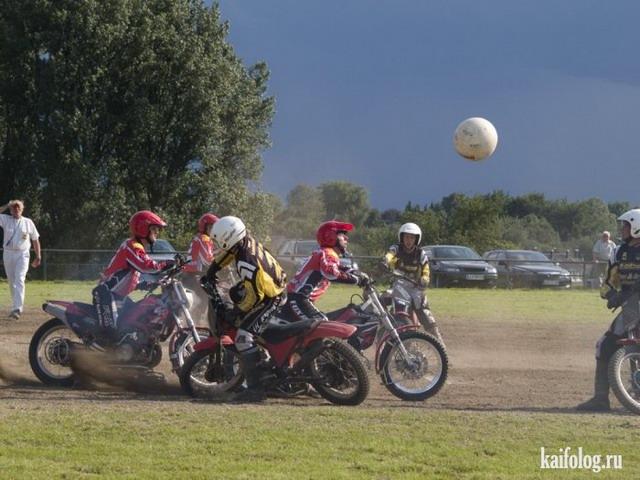 Спортивные приколы (45 фото)