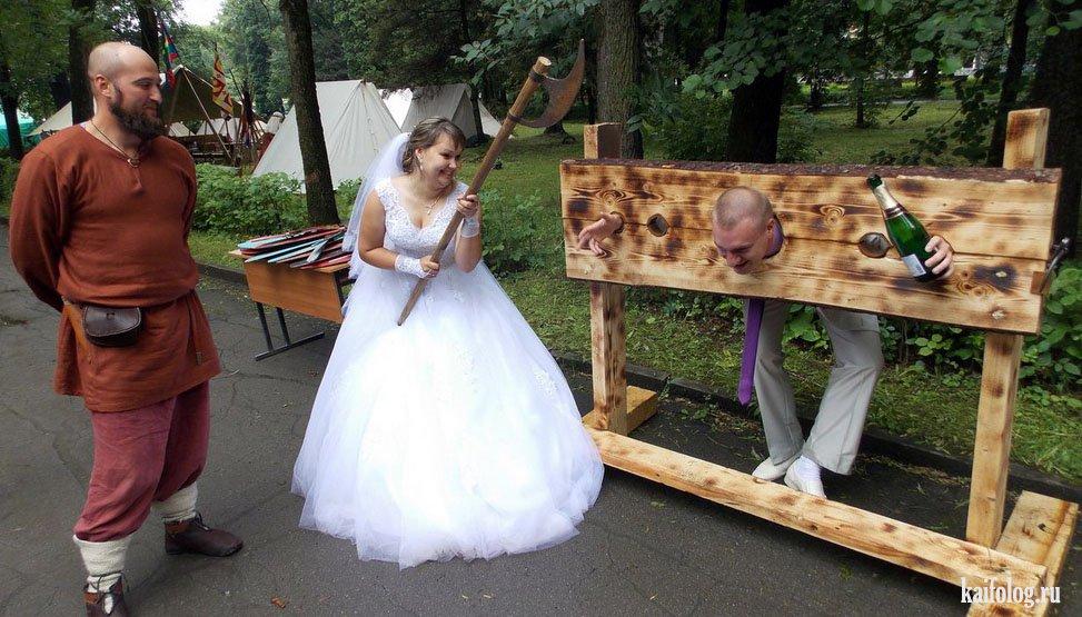 Свадьбы приколы фото