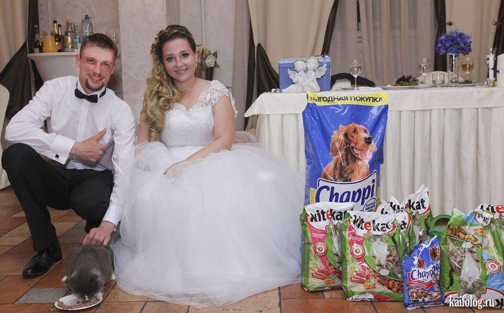 Русские приколы свадьбы