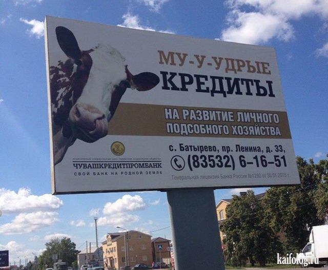 Чисто русские приколы - 297 (80 фото + видео)