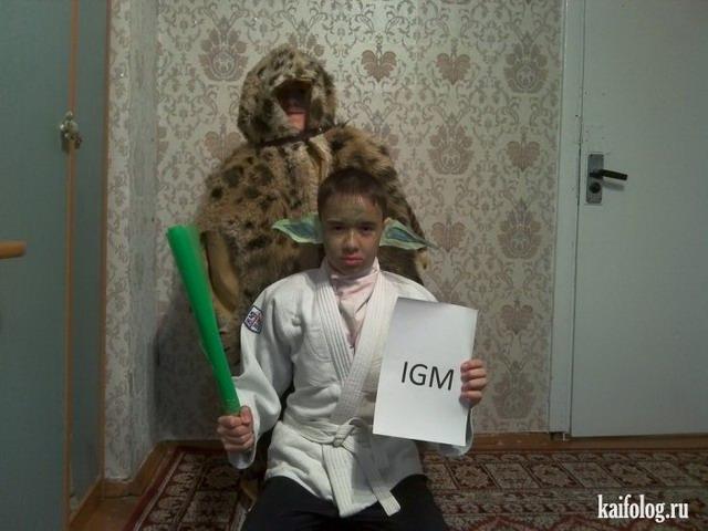 Конкурс косплея IGM (50 фото)