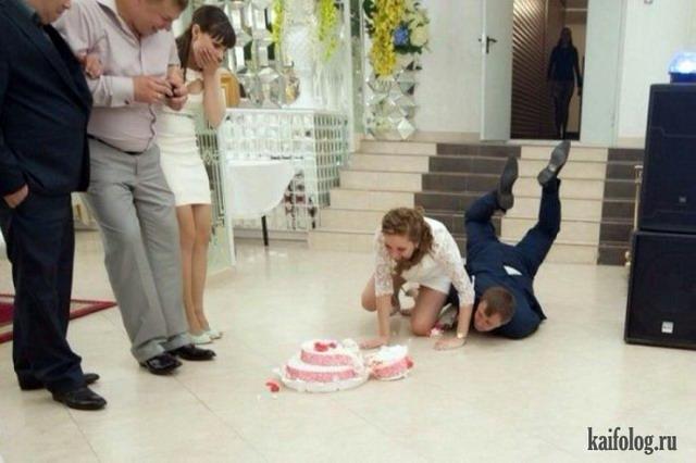 Русские свадьбы (30 фото)