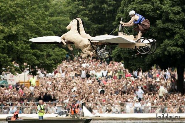 Red Bull Flugtag (40 фото)