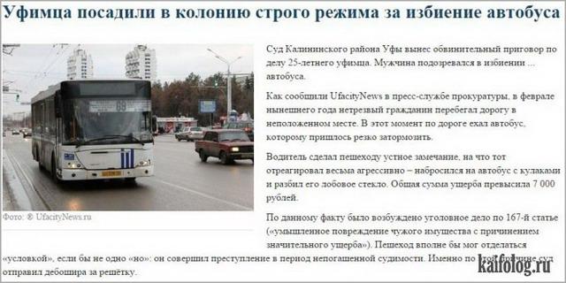 Альтернативные новости (13 фото)