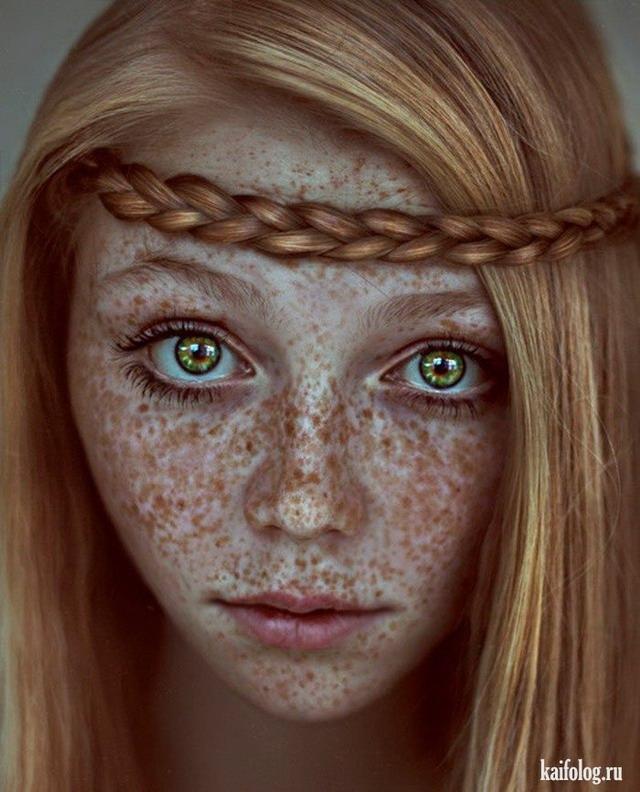 Нестандартная красота (45 фото)