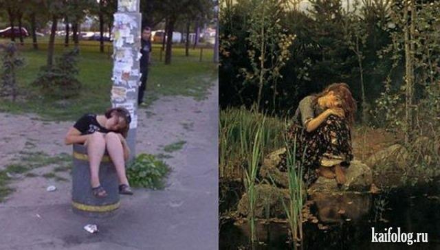Тогда и сейчас (25 фото)