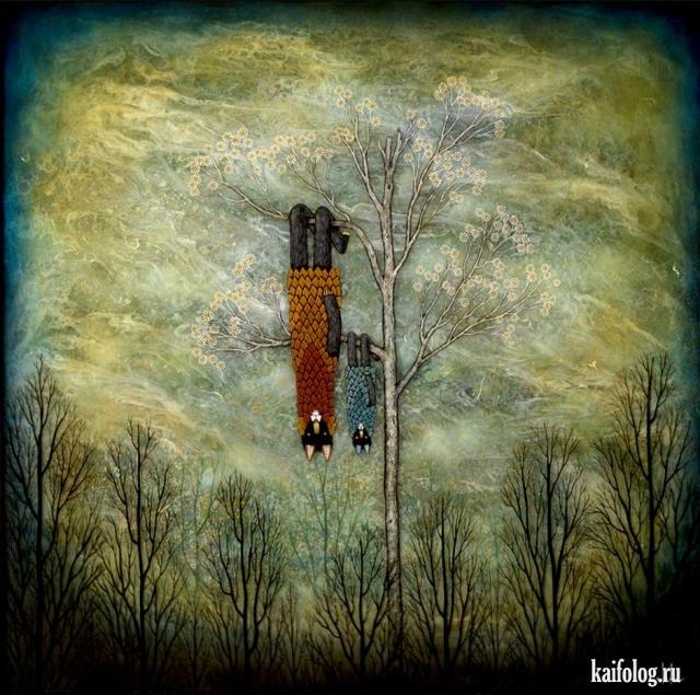 Andy Kehoe (40 картин)