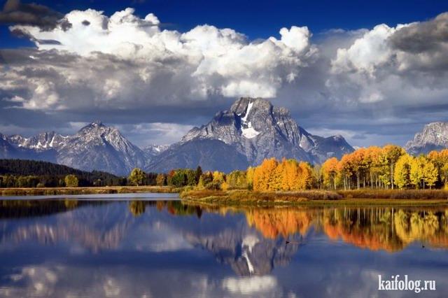 Красивая осень (60 фото)