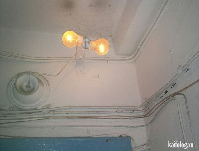 Приколы про электриков (40 фото)