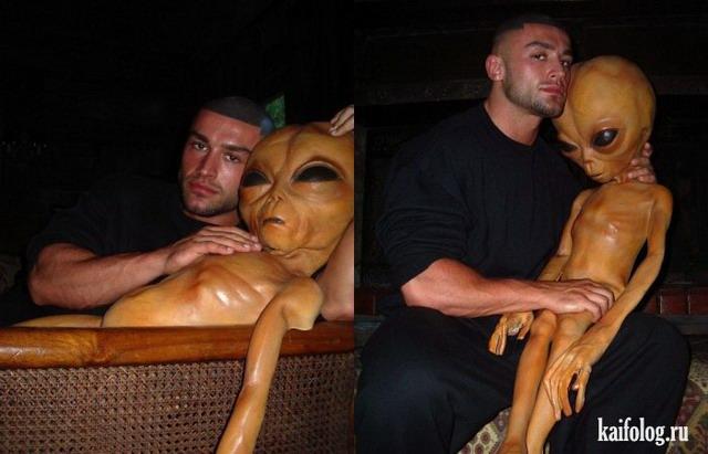 Пришельцы среди нас (35 фото)