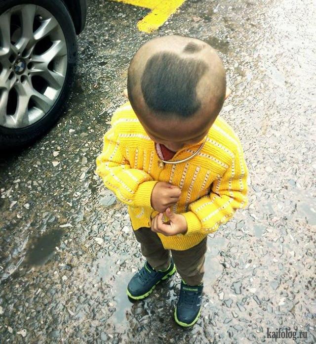 Фото приколы про детей (45 фото)