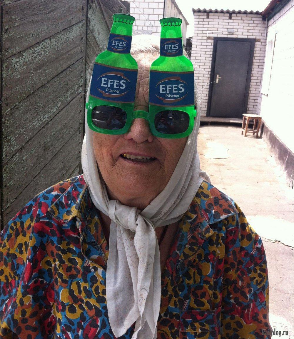 Фото старых бабушек в очко 8 фотография