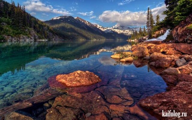 Красивые места (60 фото)