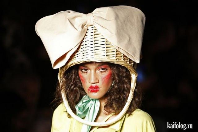 Неделя высокой моды в Париже 2015 (30 фото)