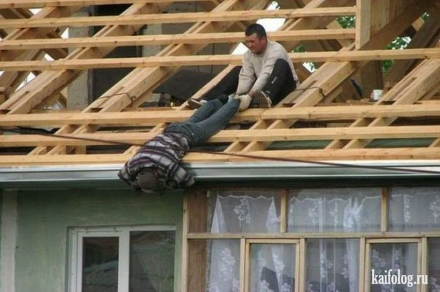 Приколы про безопасность (50 фото)