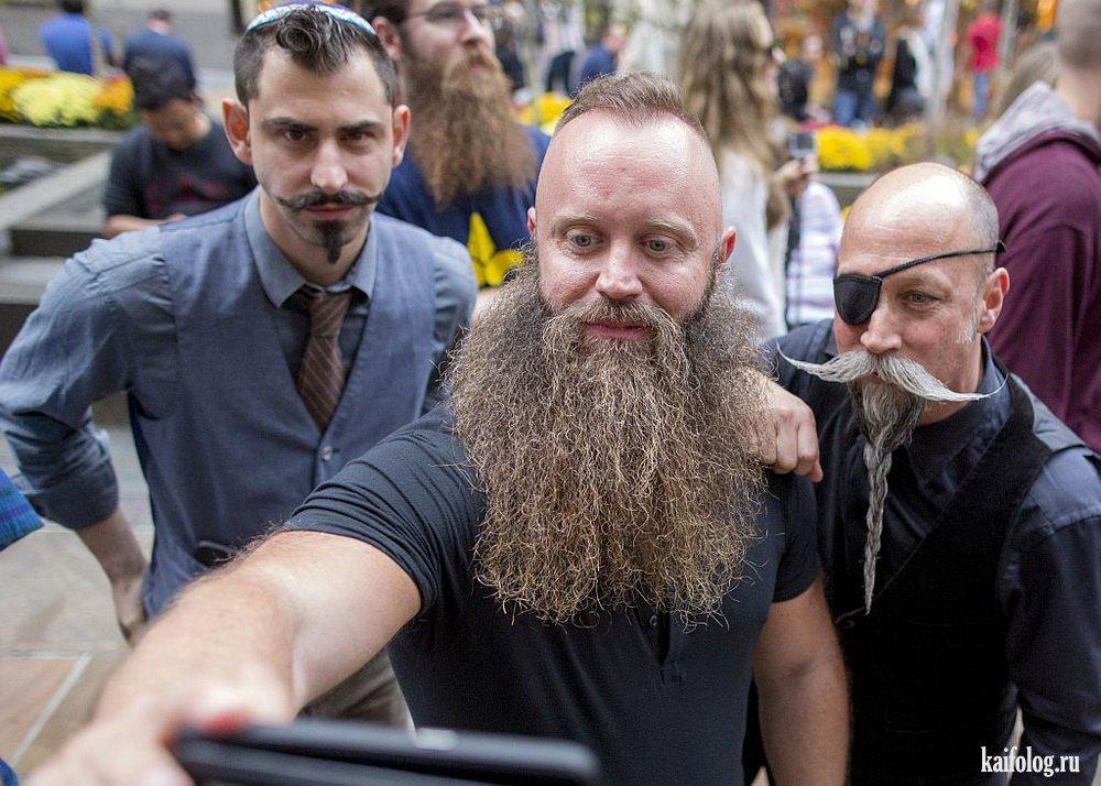 Фото приколы про бороду