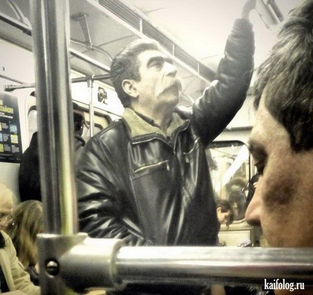 Приколы про Сталина (40 фото)