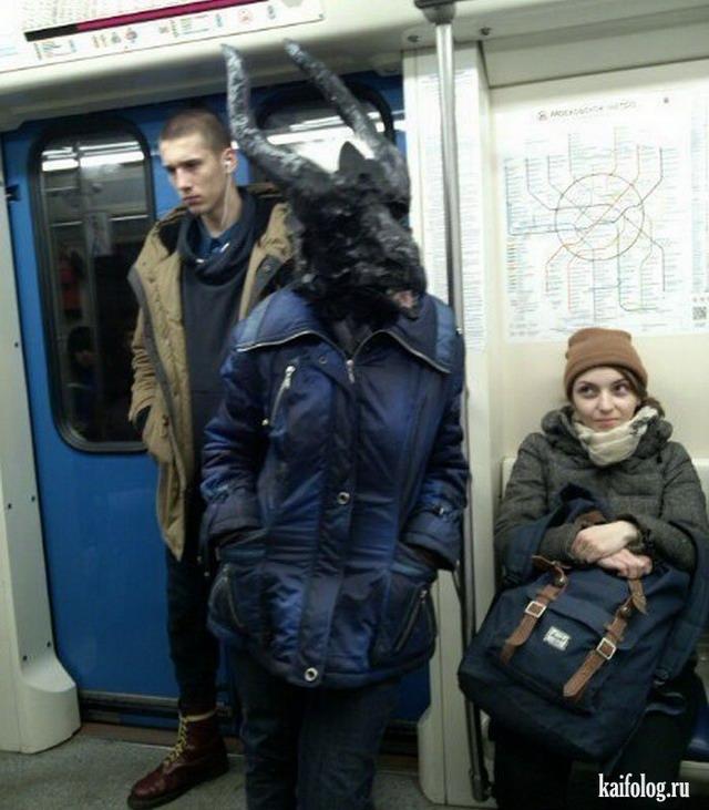 Странные русские люди (40 фото)