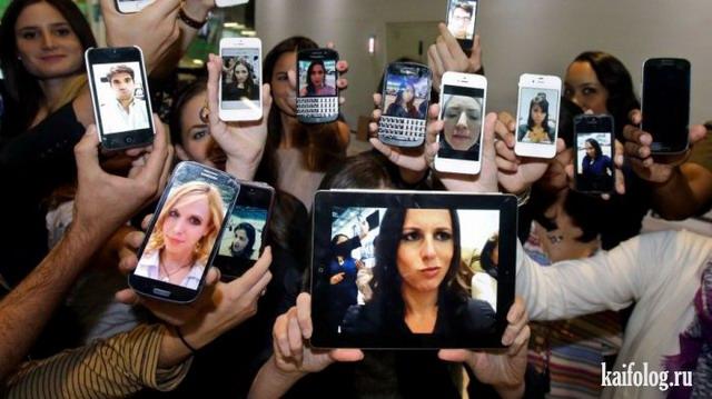 Рабы технологий (35 фото)