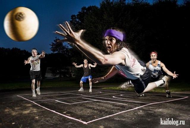 Смотри, спорт (50 фото)