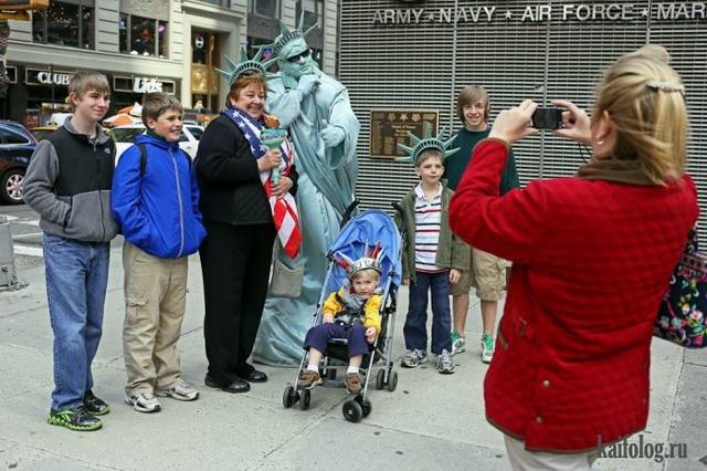 Тем временем в США (50 фото)