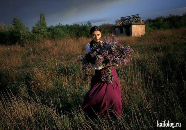 Красивые русские фото (55 фото)